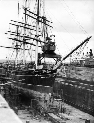 150 years of Falmouth Docks exhibition