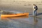 Derek Thompson LRPS - Frank Clarke Chestnut Canoe
