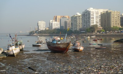 Matt Atkin's painterly photos of Mumbai
