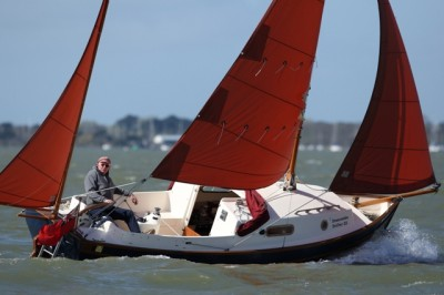 Drifter 22 to be at Beale Park Boat Show