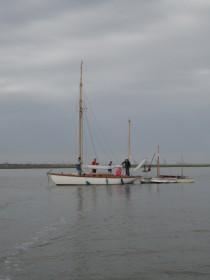 Albert Strange weekend boats 3