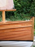 Stirling & Son Sailing Dinghy Hull