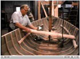 Seabright skiff building