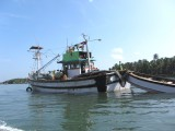 Fishing boats of Goa