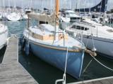 Vivier Pen-Hir coastal sailing cruiser