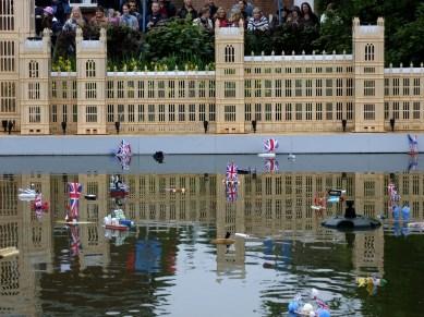 Goudhurst Jubilee boats 2