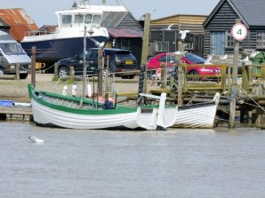 Southwold harbour 16