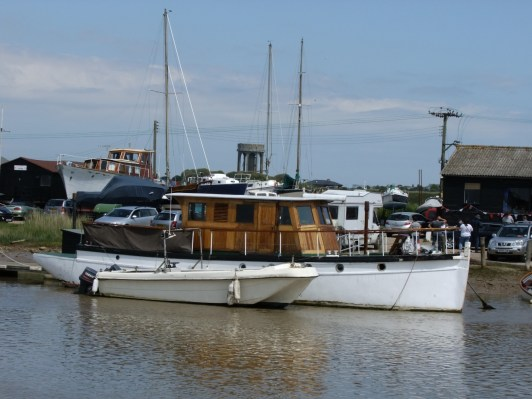 Southwold harbour 8
