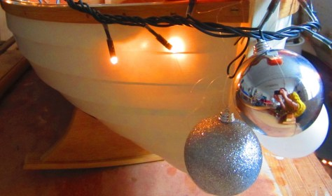 cradle fairy bauble 2 clinker-built crib made by 2008 BBA student Steve Petford edited