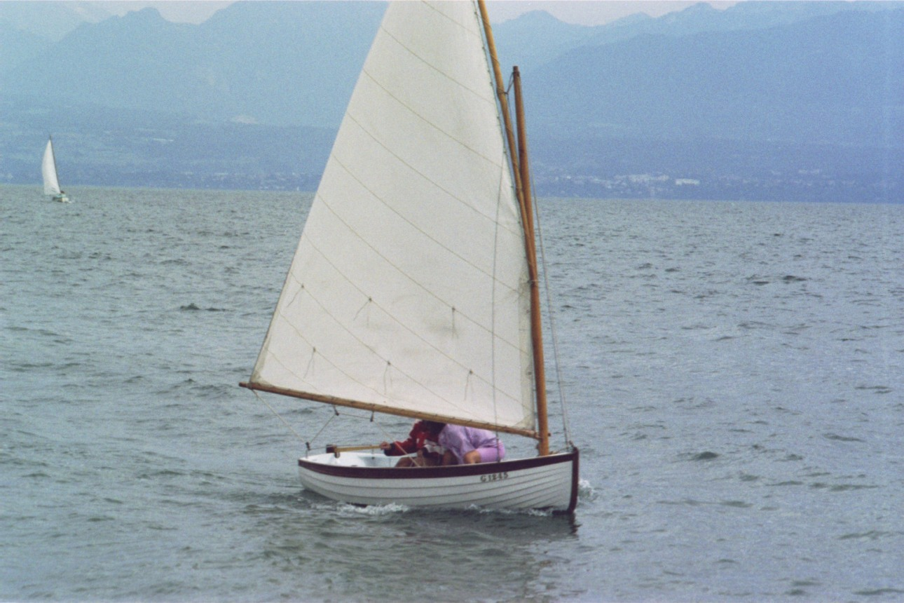International 12 Foot Dinghy – intheboatshed.net