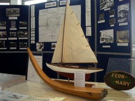 Morgan-Giles exhibition at Teign and Shaldon Museum 2