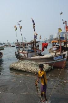 Photographer Matthew Atkin in Mumbai 11