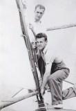 Ronan Lee 'Seagull' sailing boat 3