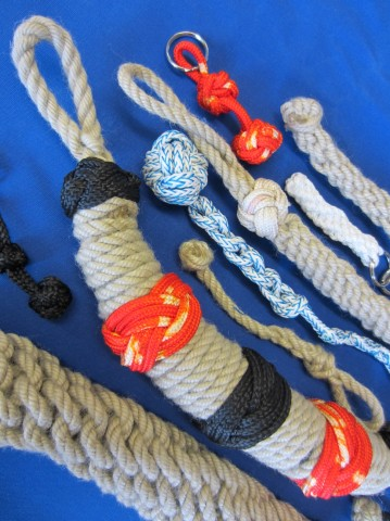 Ropework course
