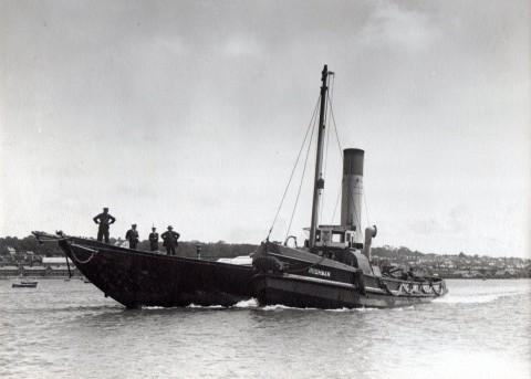 Britannia's Last Voyage