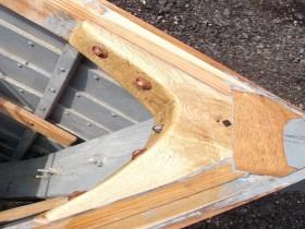Brest hook timber