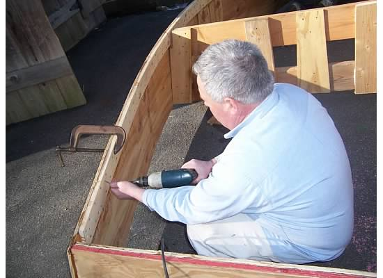 Building a Connecticut-style outboard skiff – intheboatshed.net
