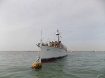 National Historic Ships 3 RIIS 1