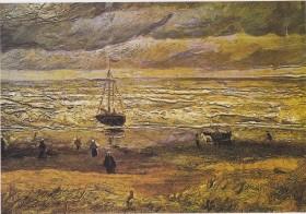 Van_Gogh_-_Strand_von_Scheveningen_bei_stürmischen_Wetter