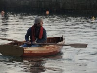 10' traditional clinker rowing boat Janine Cashin Dec 13 (88)