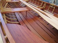 10' traditional clinker rowing boat. Becky Joseph Dec 13