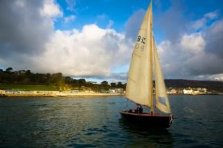 Herreshoff Biscayne Bay sailing skiff ©Jenny Steer Photography Dec 2013 (176)