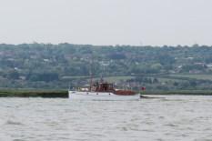 Medway Bradwell Brightlingsea Pyefleet trip 40