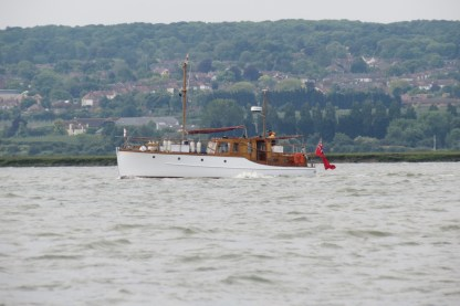 Medway Bradwell Brightlingsea Pyefleet trip 41