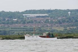 Medway Bradwell Brightlingsea Pyefleet trip 43