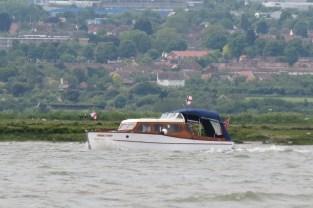 Medway Bradwell Brightlingsea Pyefleet trip 44