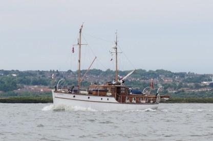 Medway Bradwell Brightlingsea Pyefleet trip 47