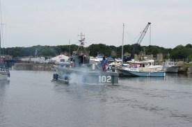 Medway Bradwell Brightlingsea Pyefleet trip 61