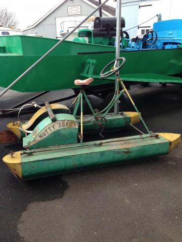 nutty slack boat bike