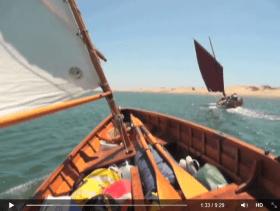 Baja sailing