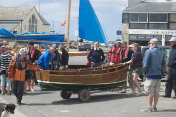 10' 'Swallow' dinghy.Photo by Paul Dyer (16)