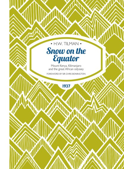 Snow on the Equator Cover