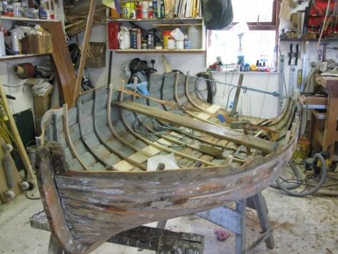 Tiernan Roe small dinghy 1