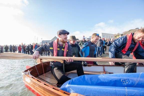 Harry Evans - Guillemot - Boat Building Academy 4