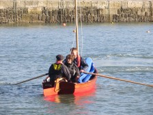 Harry Evans - Guillemot - Boat Building Academy 5