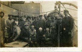 P5 HMS Barham The Starboard Watch