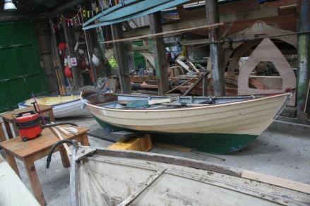 404 Shetland Museum 22 boatshed