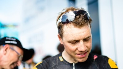 Team MTN Qhubeka's Edvald Boasson Hagen claimed fifth place on day four of the 2015 Tour de France today. Photo: Gruber Images