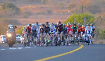The new three-day Bestmed Jock Tour will test South Africa's top road teams with a 299km route through Mpumalanga from July 17 to 19. Photo: Jetline Action Photo
