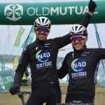 joBerg2c results: Combrinck and Bell off to winning start