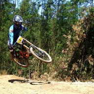 National Downhill Series round one (1)