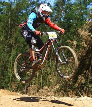 National Downhill Series round one (8)