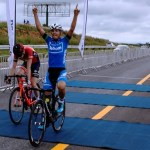 Maree shades Main in Berge en Dale cycling classic