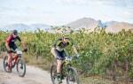 Erik Kleinhans in action at Gravel & Grape MTB Challenge