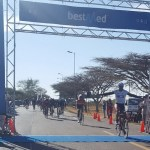 Hoffman's experience sees him retain Cycle4Cansa title