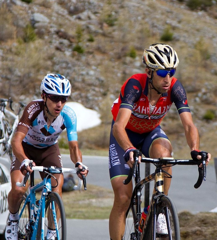 Vincenzo Nibali won the third stage of Vuelta a España in Andorra la Vella today.